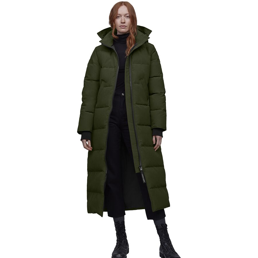 19e5e10d402 Canada Goose - Mystique Down Parka - Women s - Military Green