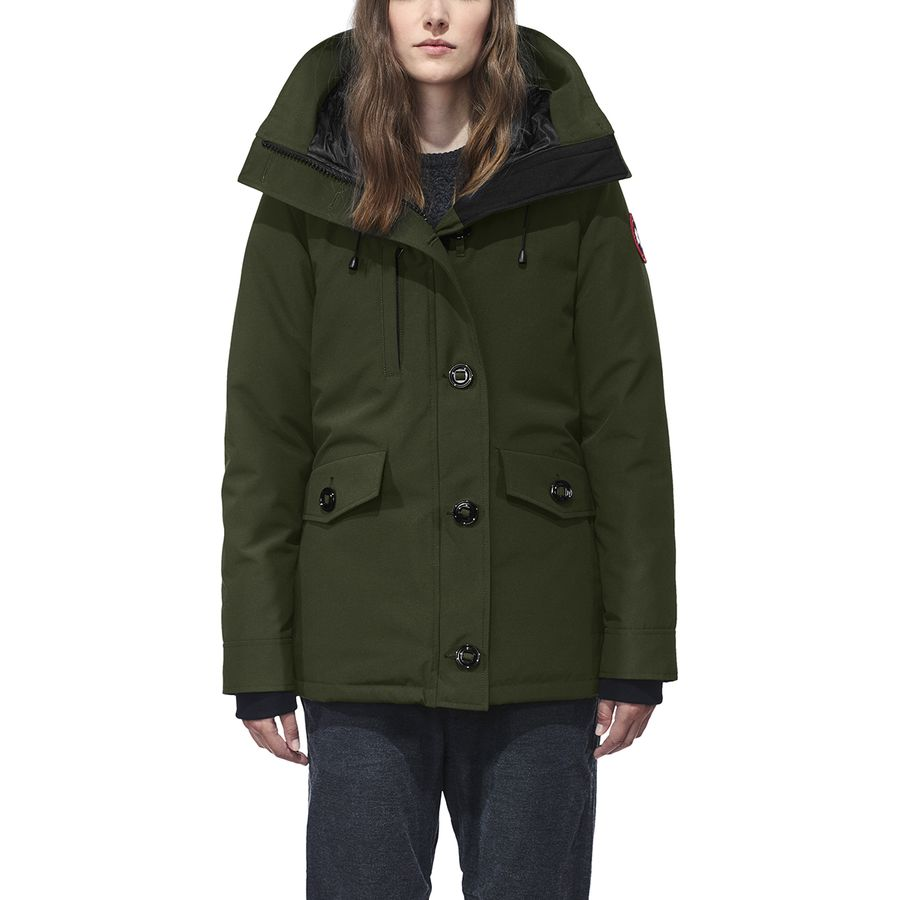 Canada Goose - Rideau Down Parka - Women's - Military Green