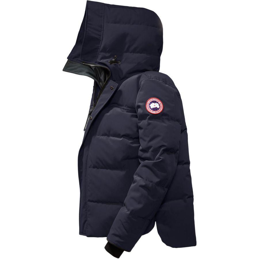 Canada Goose Macmillan Down Parka Men S Backcountry Com