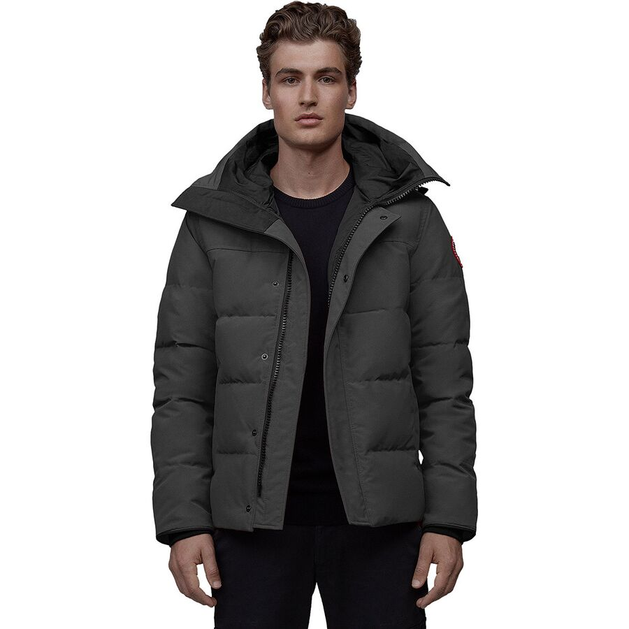 buy popular aec5e 6008d Canada Goose Macmillan Down Parka - Men's