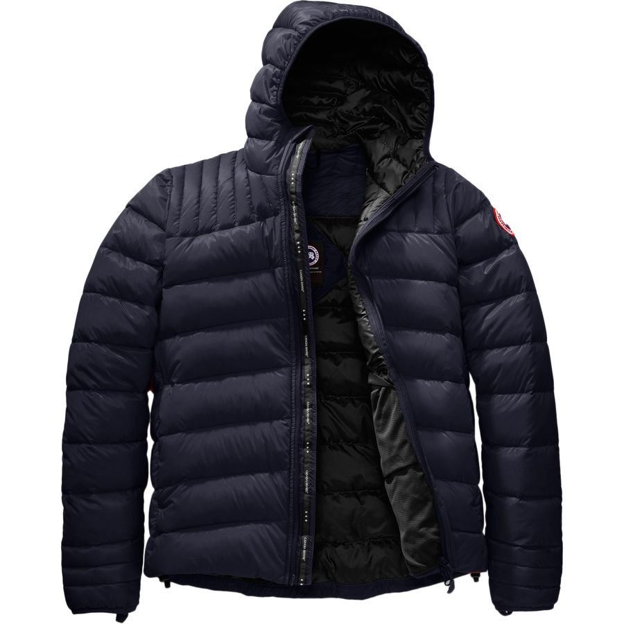 772b92c5f3e4 Canada Goose Brookvale Hooded Down Jacket - Men s