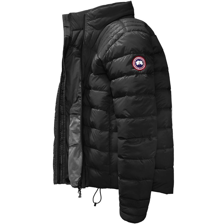 f7bceccd4944 Canada Goose - Brookvale Down Jacket - Men s - Black Graphite