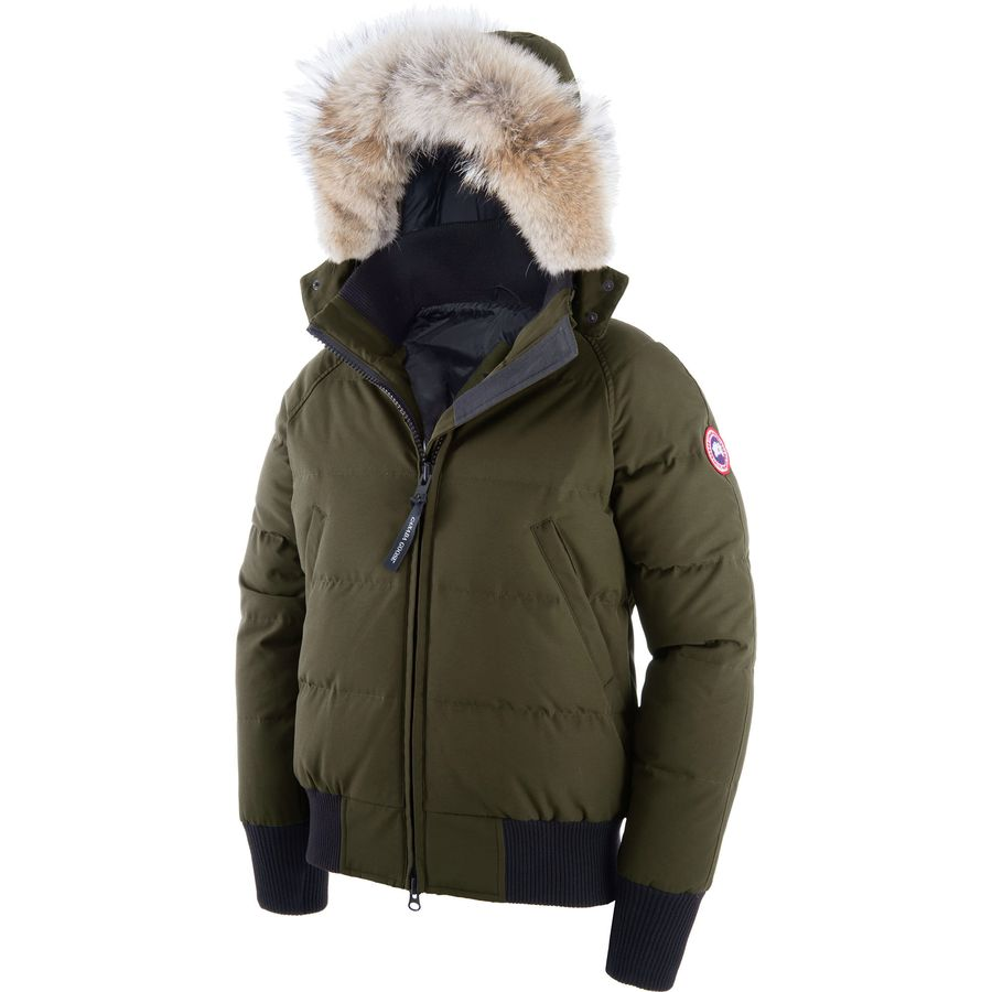 Goose down jacket for women