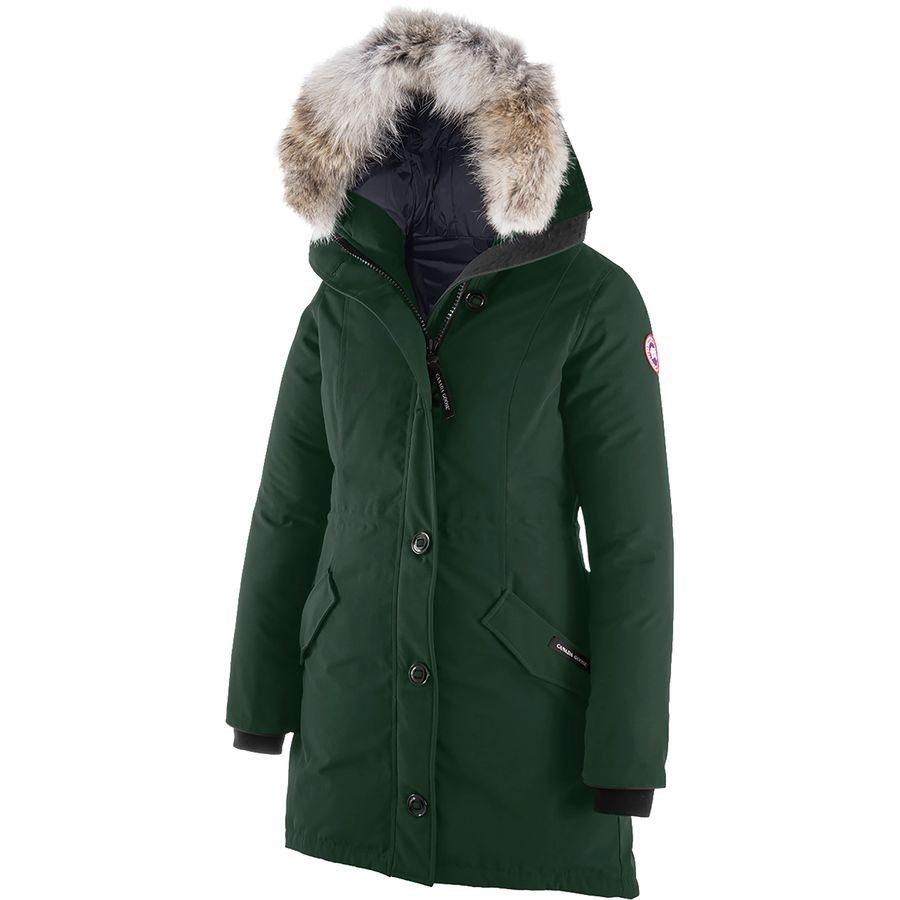 Canada Goose Rossclair Down Parka - Women's | Backcountry.com
