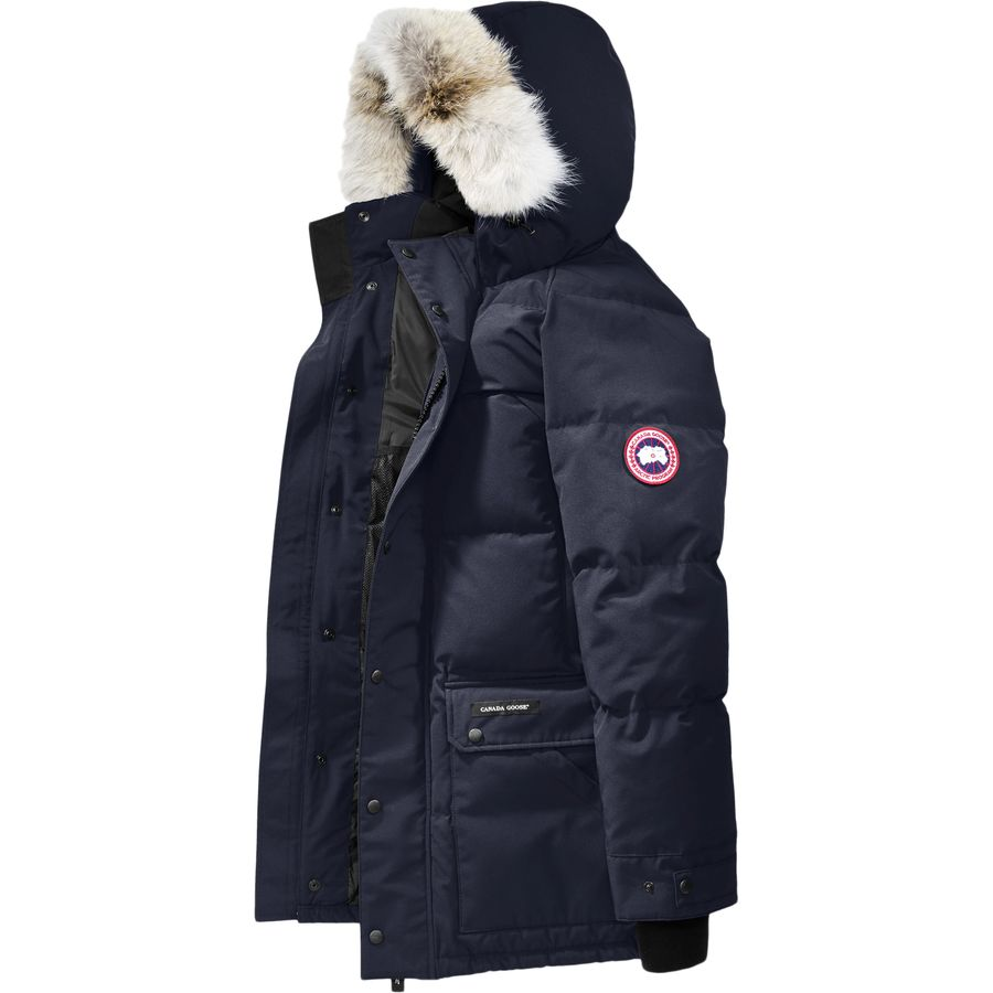 canada goose parka mens used