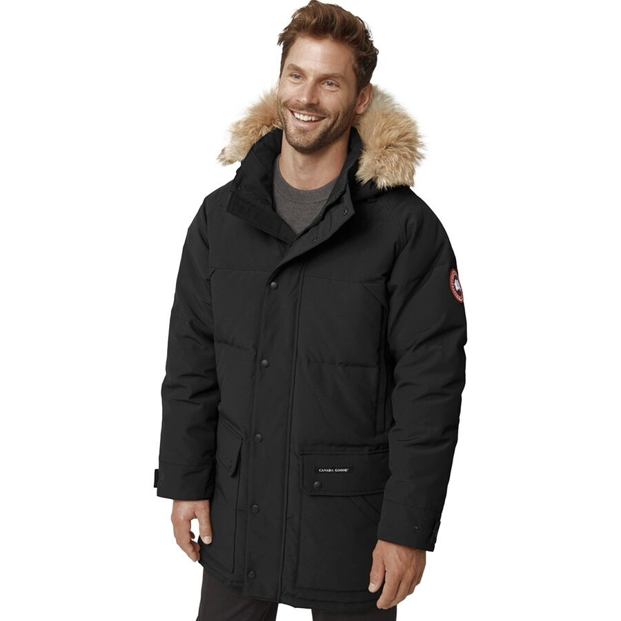 Canada Goose Emory Parka Men S Backcountry Com