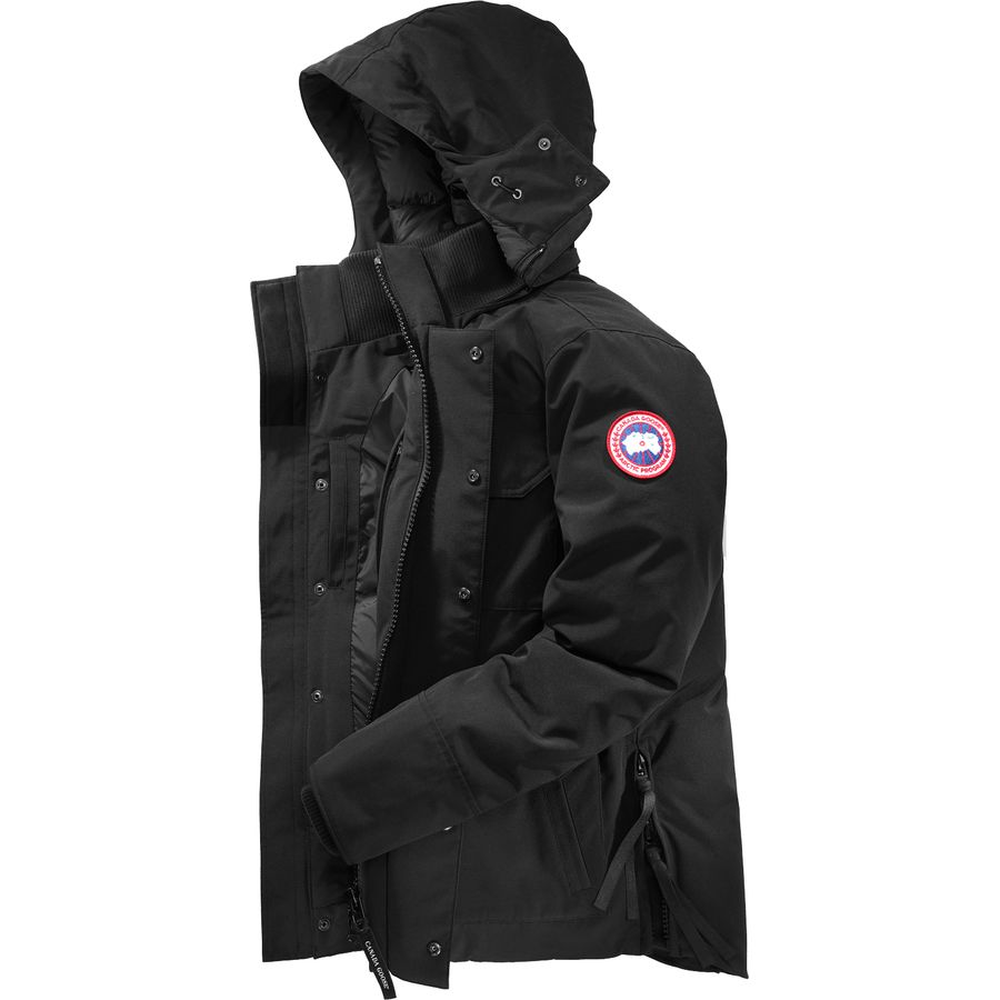 Canada Goose - Maitland Down Parka - Men's - Black