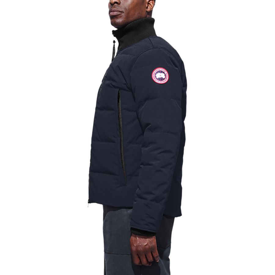 57237c4e24f Canada Goose Woolford Down Jacket - Men's | Backcountry.com