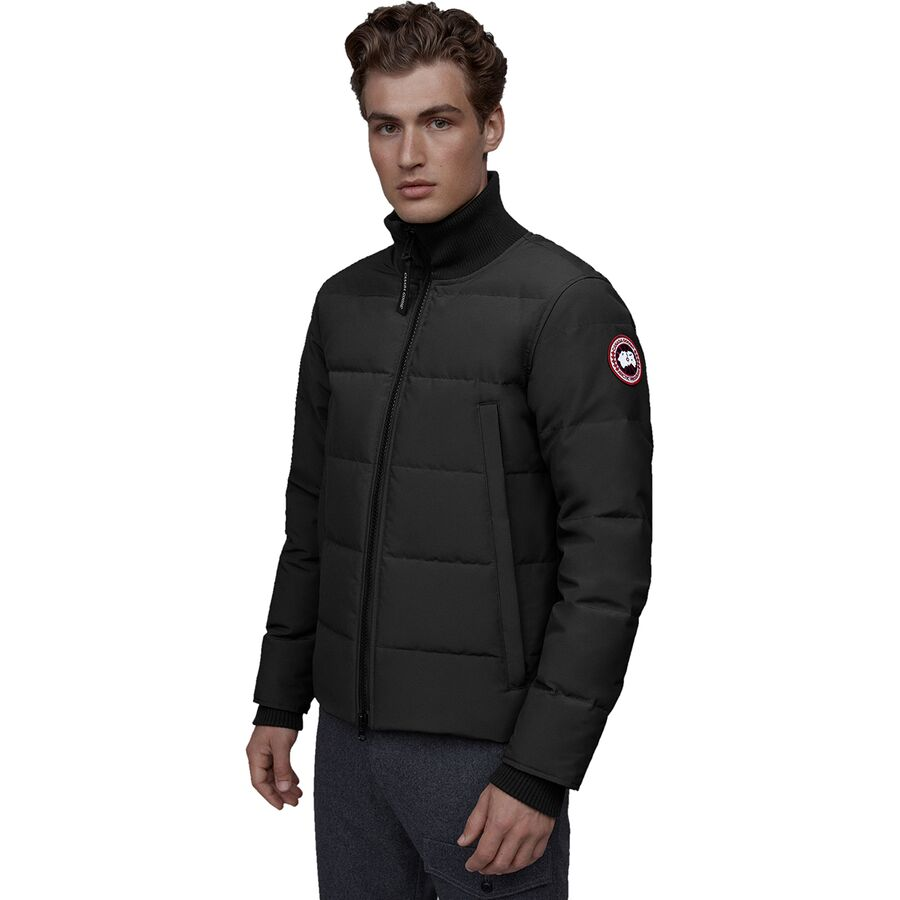 Canada Goose Woolford Down Jacket - Mens