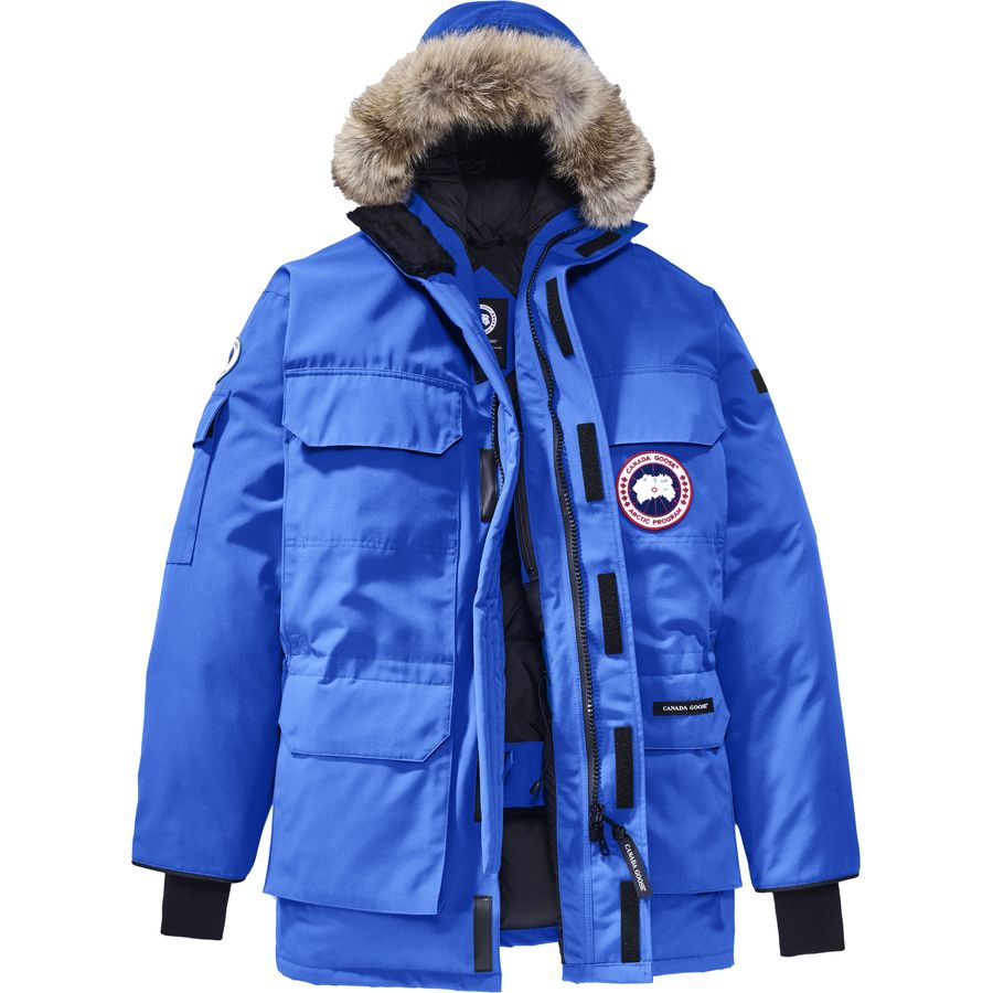 Canada Goose Polar Bears International Expedition Down Parka - Mens