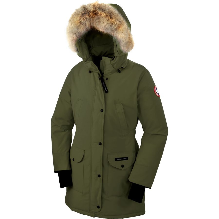 Canada Goose Trillium Down Parka - Women's | Backcountry.com
