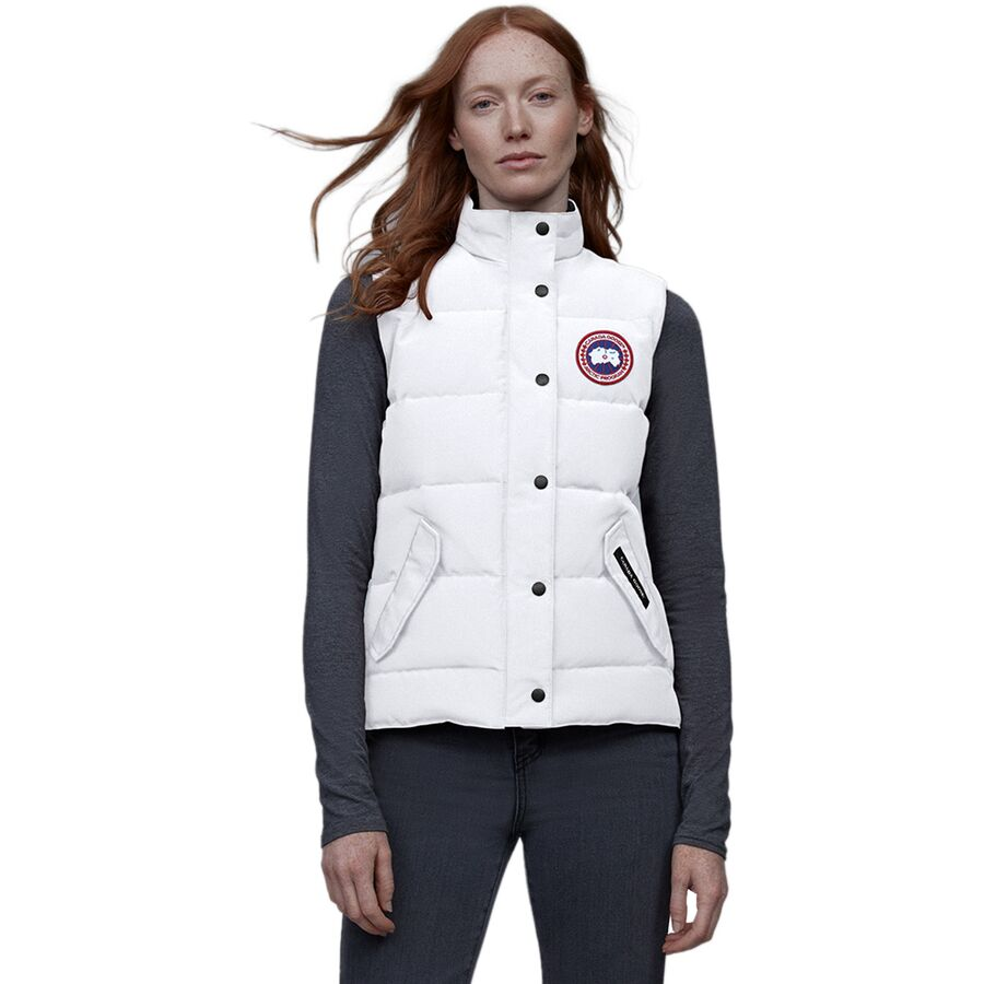 Canada Goose - Freestyle Down Vest - Women s - North Star White 9d9af7bbb9