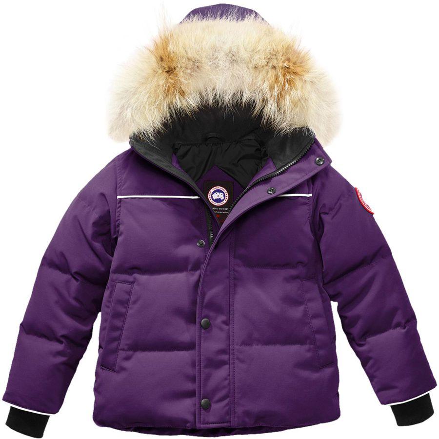 Canada Goose | Arctic Dusk Snowy Owl Parka Toddler Girls