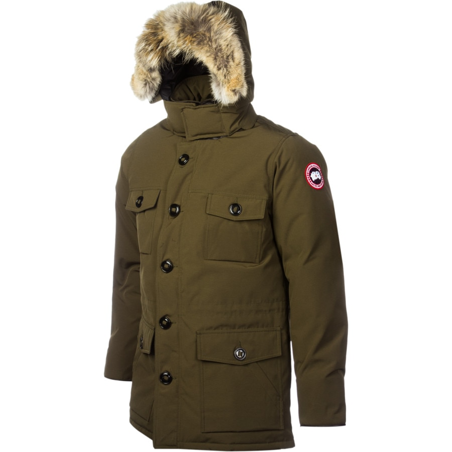 Canada Goose Banff Down Parka - Men's | Backcountry.com