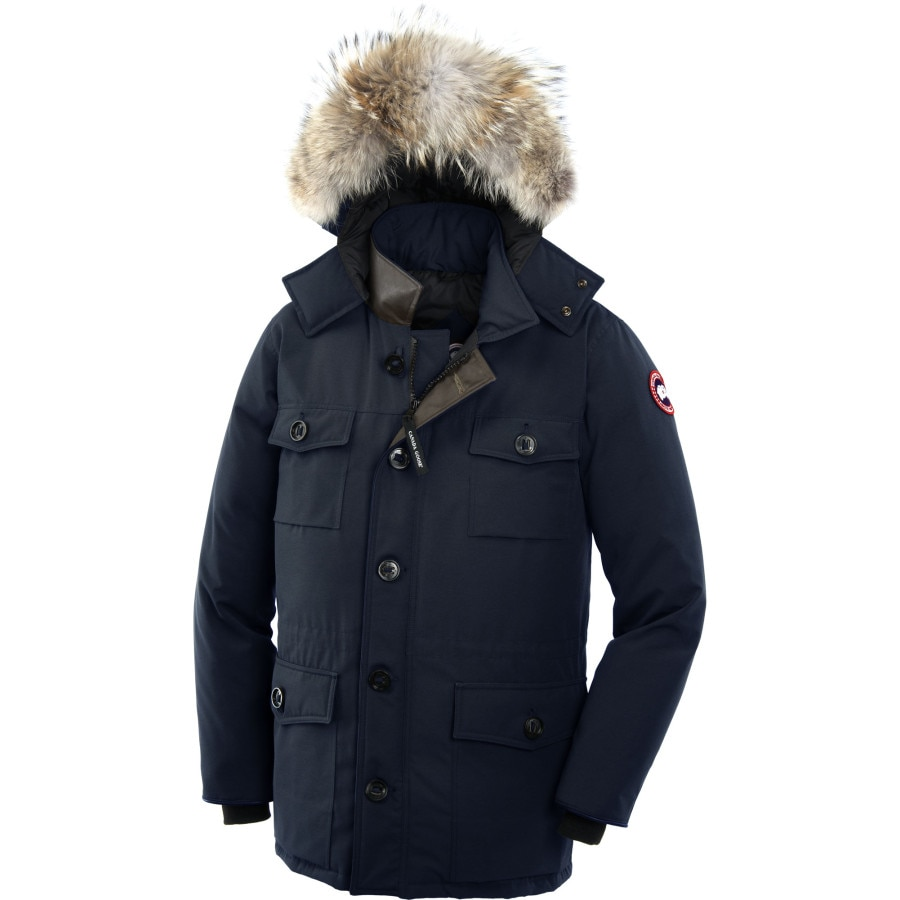 Canada Goose Banff Down Parka Men S Backcountry Com