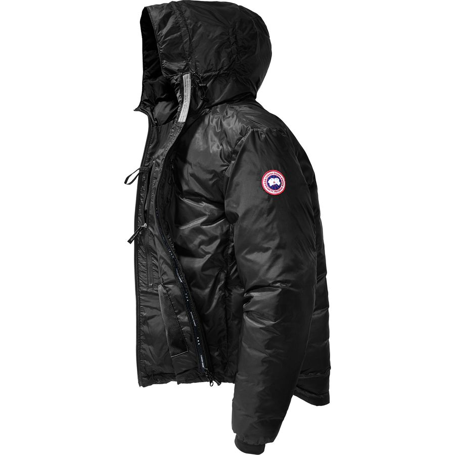 fc62c6d074 Canada Goose Lodge Down Hooded Jacket - Men's | Backcountry.com