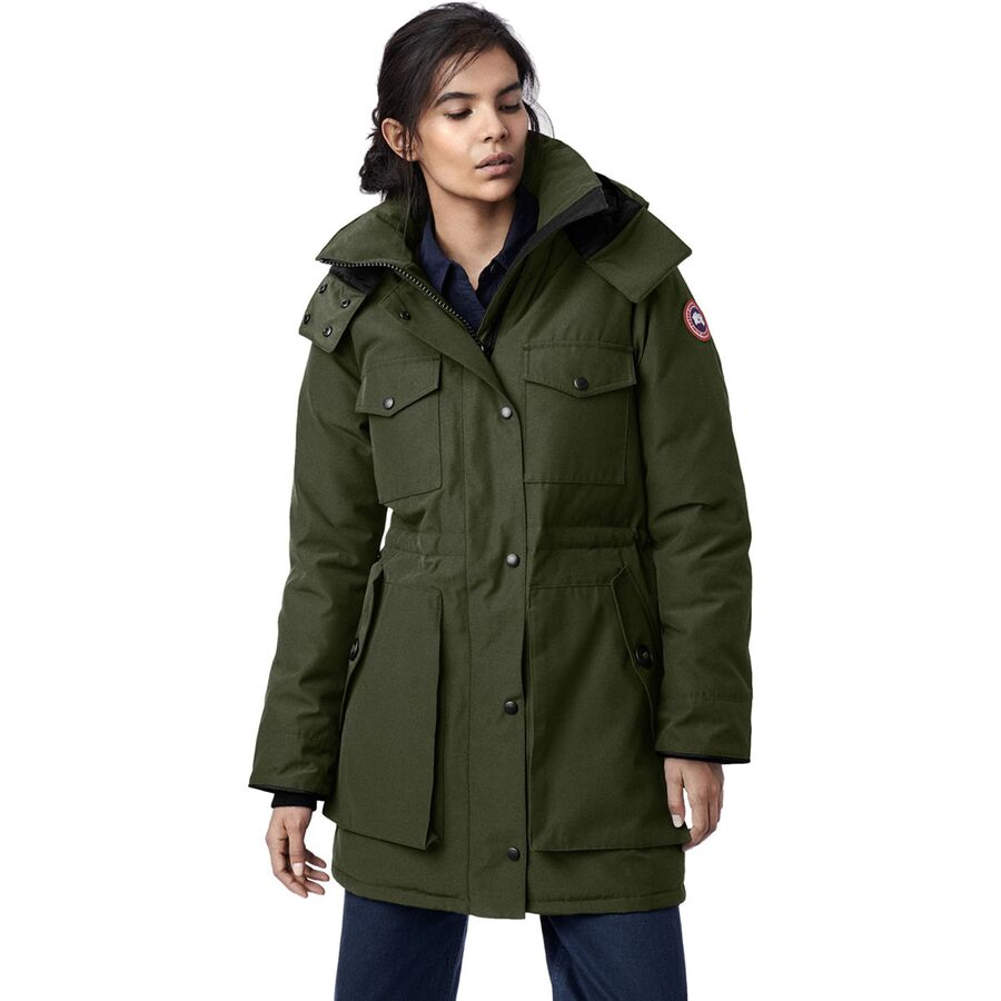 2ca421584ee Canada Goose - Gabriola Parka - Women's - Military Green