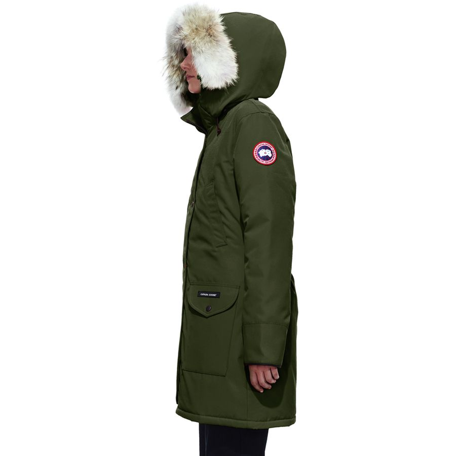 canada goose parka size guide