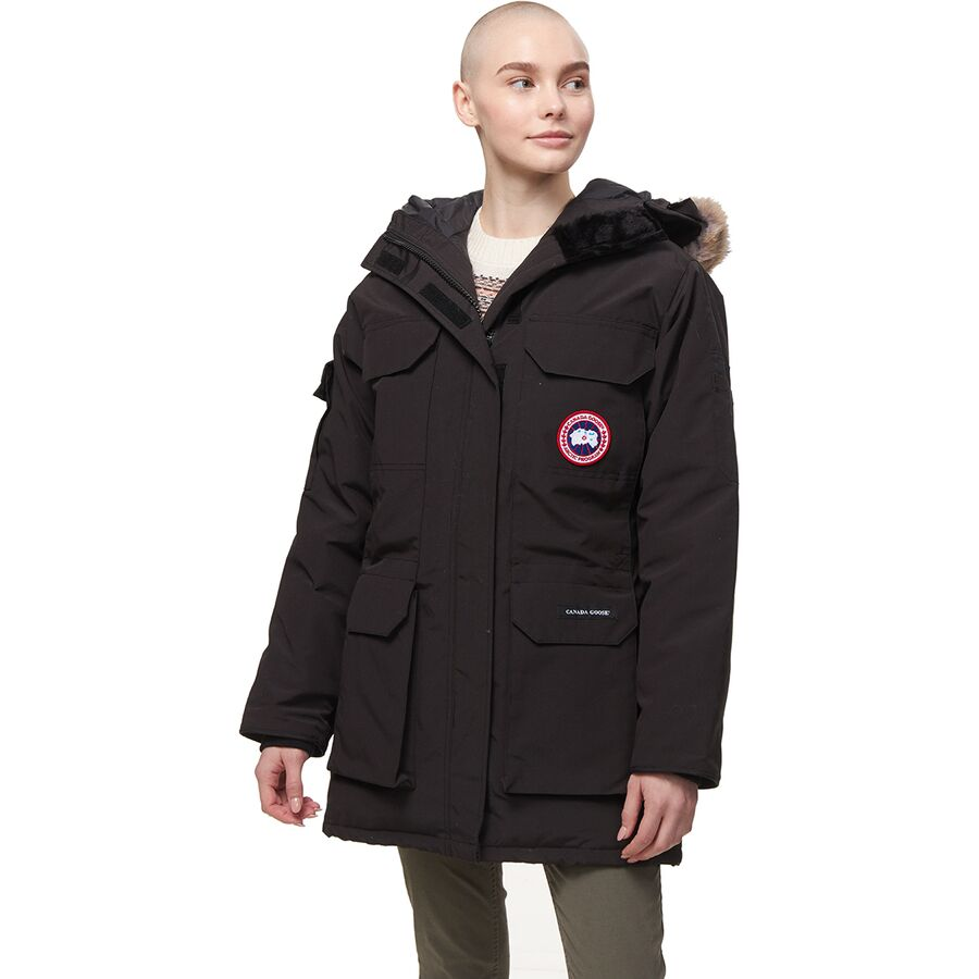 21f9aa3af6f Canada Goose Expedition Down Parka - Women's | Backcountry.com