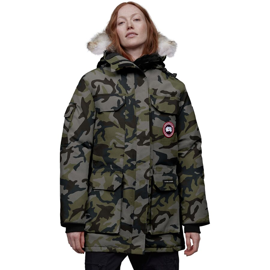 free shipping f1806 f9ea7 Canada Goose Expedition Down Parka - Women's