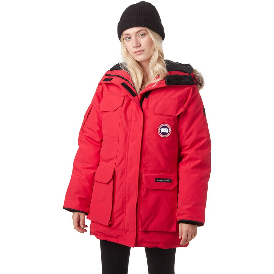 Canada Goose - Expedition Down Parka - Women s - Red 70c680829