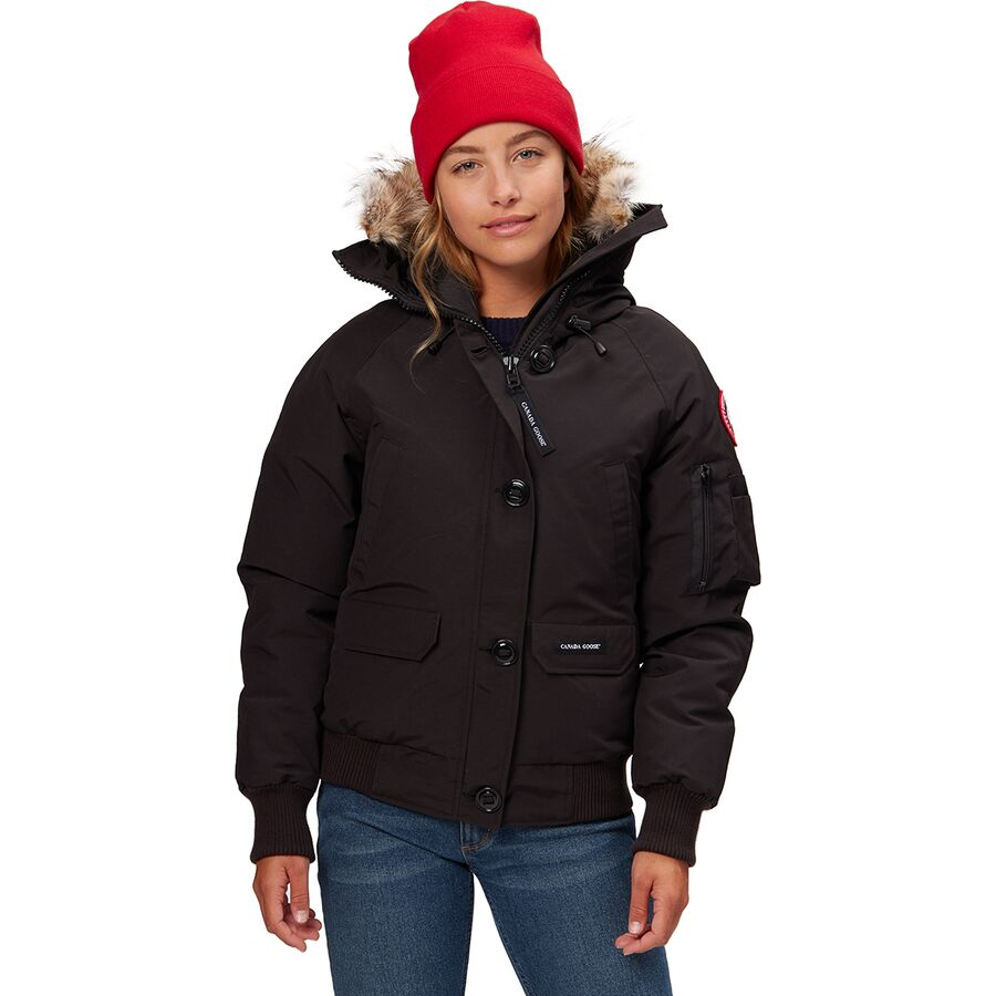 Canada Goose - Chilliwack Bomber - Womens - Black