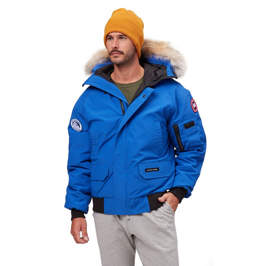 39447ba5bb21 Canada Goose - PBI Chilliwack Bomber Down Jacket - Men s - Royal Pbi Blue