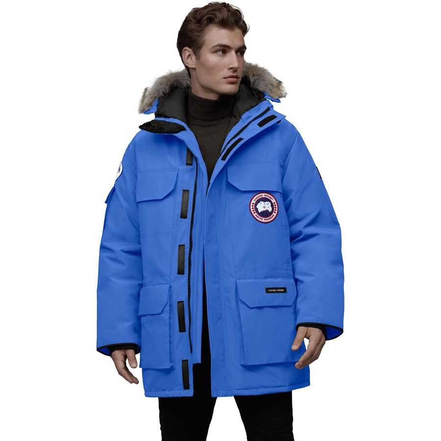 e2ad4257b128 Canada Goose - Polar Bears International Expedition Down Parka - Men s -  Royal Pbi Blue