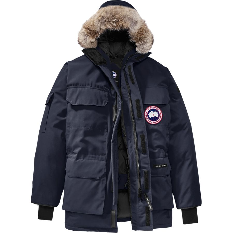 3e16edade16f Canada Goose - Expedition Down Parka - Men s - Admiral Blue