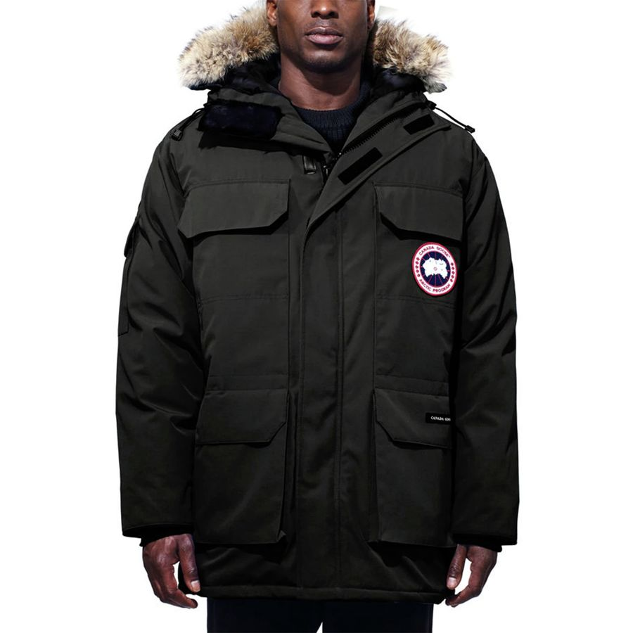 used canada goose expedition parka for sale