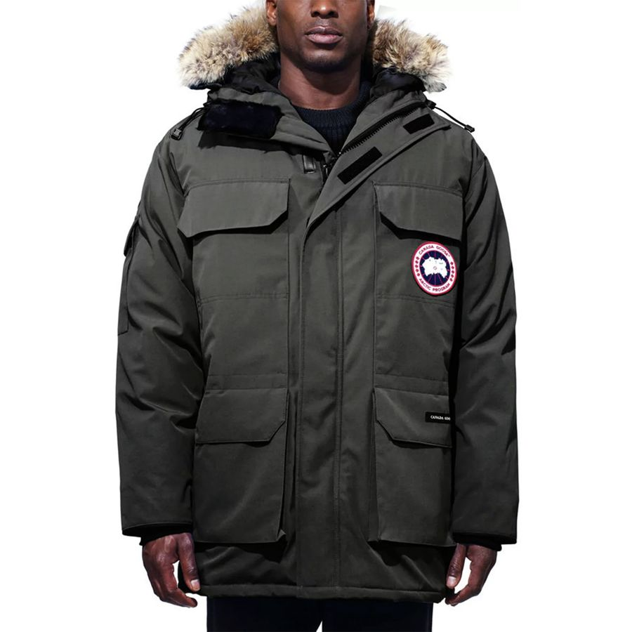 canada goose expedition parka weight