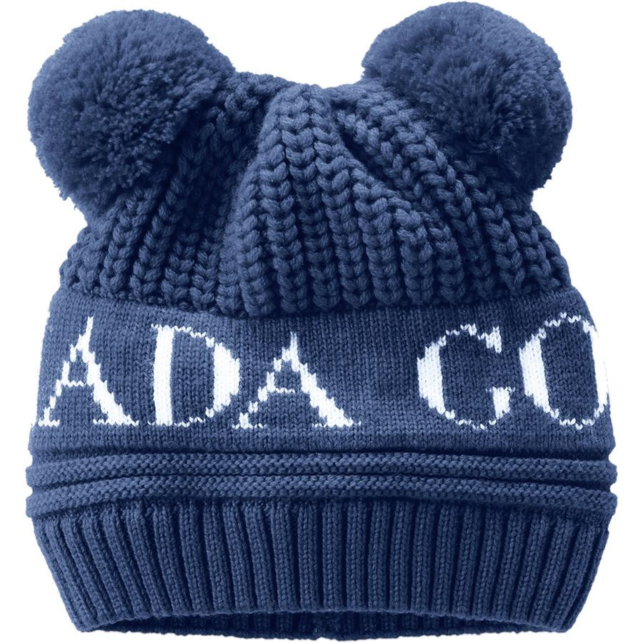 Canada Goose Baby Double Pom Hat Infants Backcountry Com