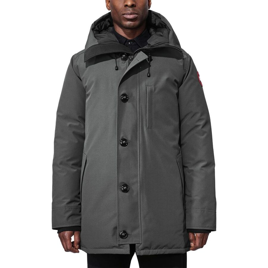 ac8f0844c8 Canada Goose Chateau Down Parka - Men's | Backcountry.com