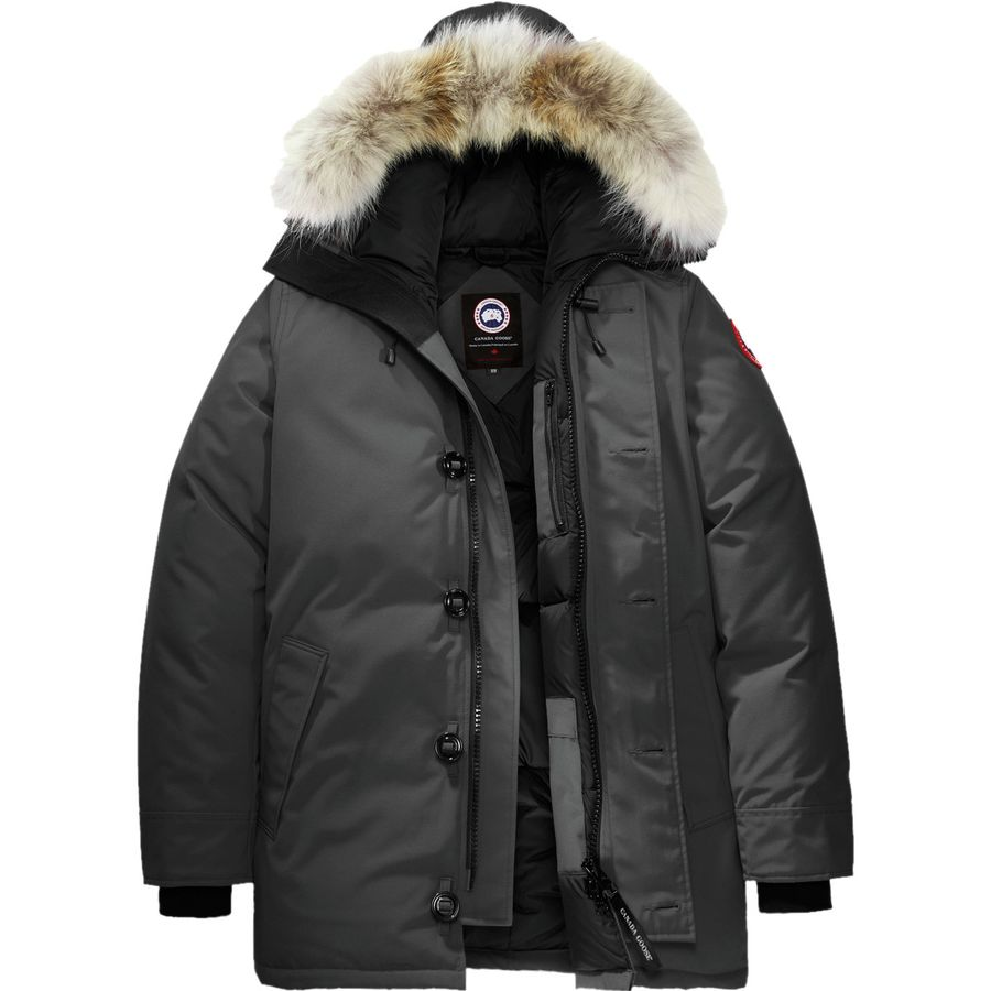 Canada Goose Chateau Down Parka - Men's | Backcountry.com
