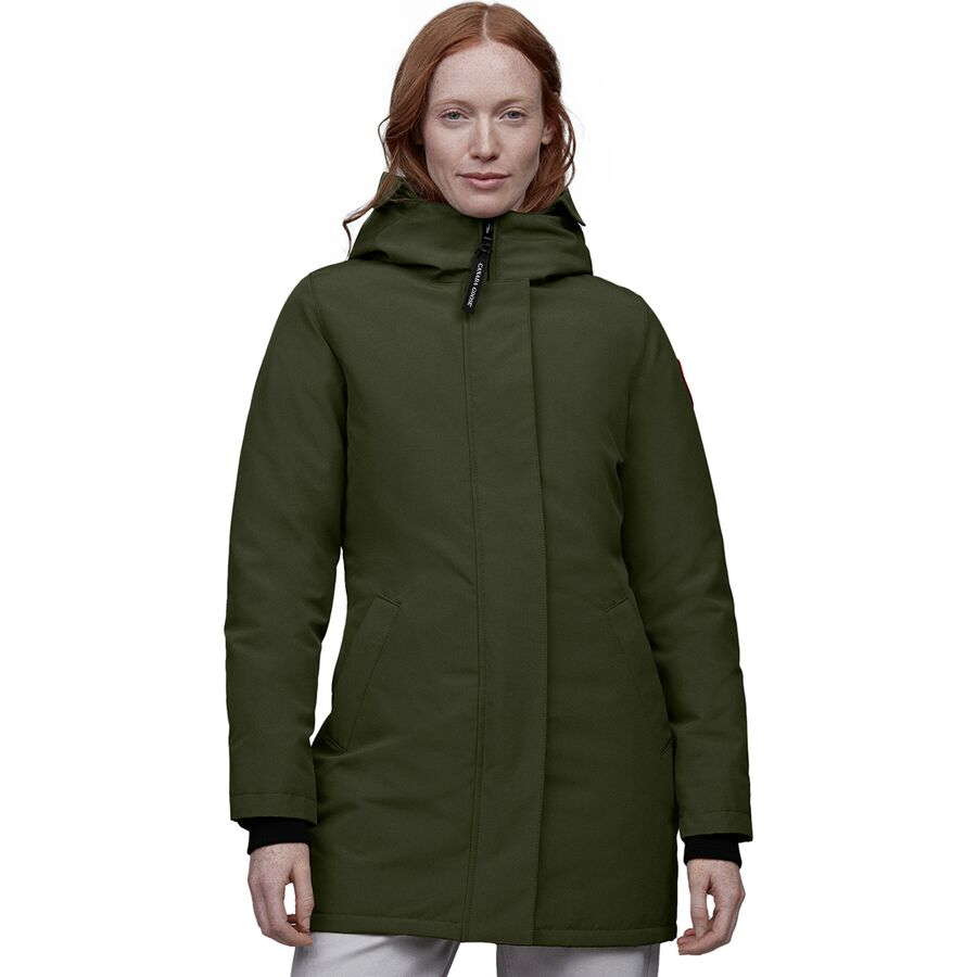 canada goose womens down coat