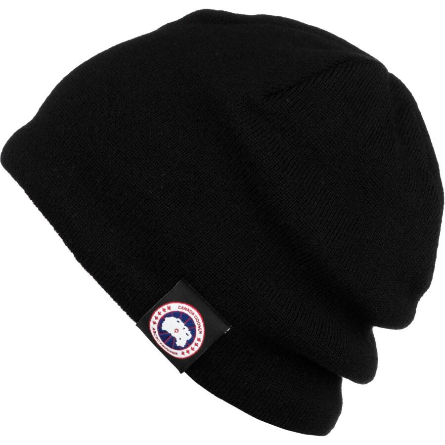 f666cecd534 Canada Goose Bobble Hat Black