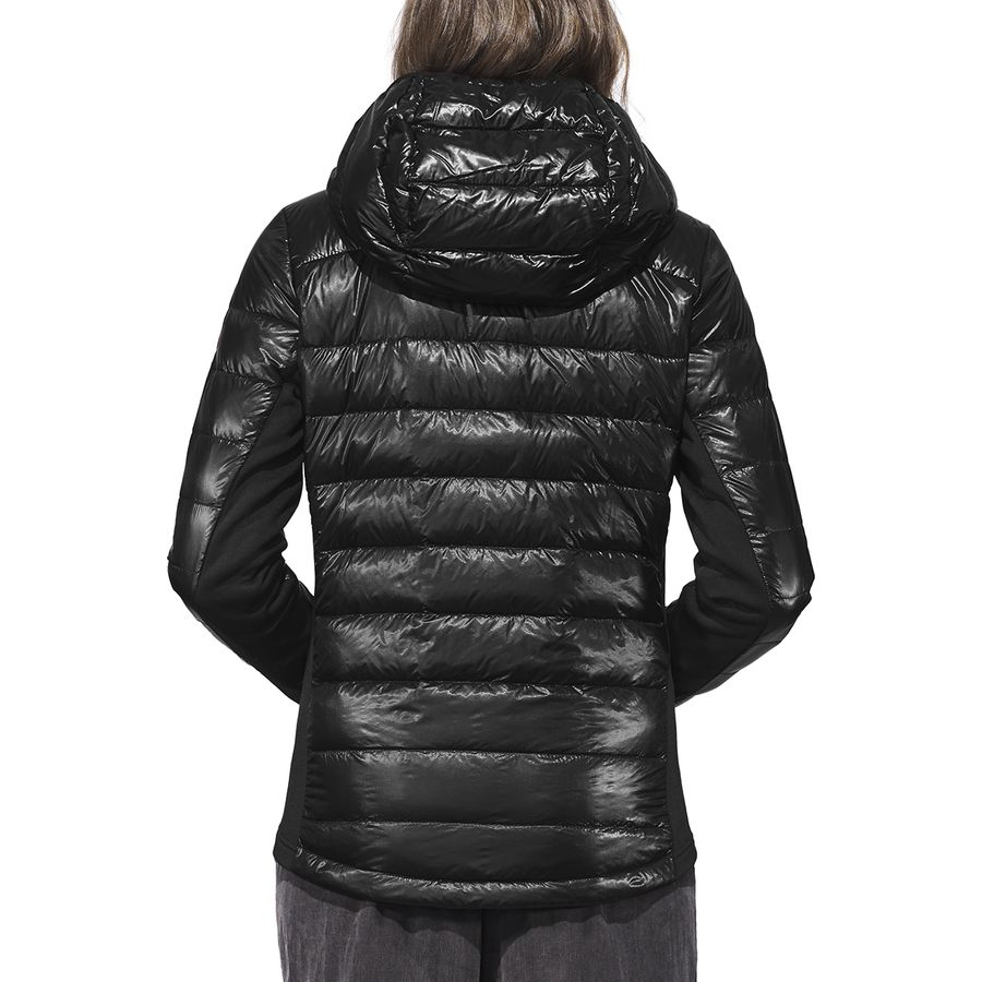 Canada Goose Hybridge Lite Hooded Down Jacket Women S