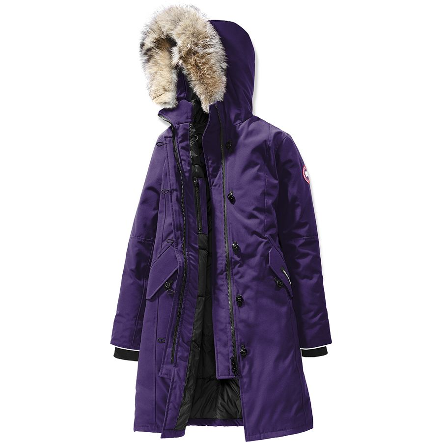 80bea75d7080 Canada Goose Brittania Down Parka - Girls
