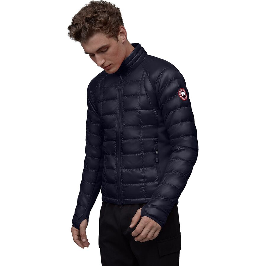 Canada Goose - Hybridge Lite Down Jacket - Men's - Admiral Blue/Black