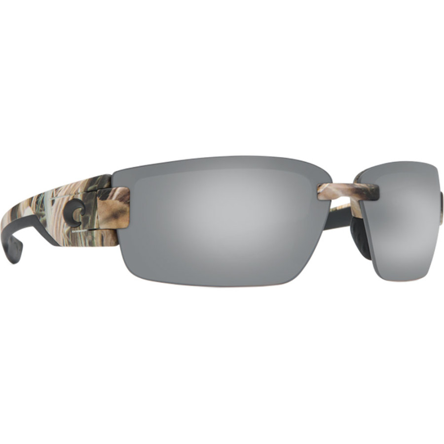Costa Rockport Mossy Oak Camo 580P Sunglasses - Polarized