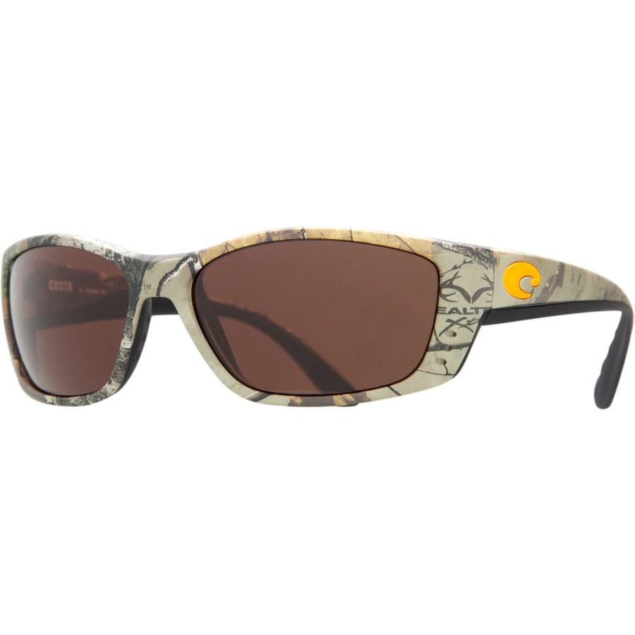 Costa Fisch Realtree Xtra Camo 580P Sunglasses - Polarized