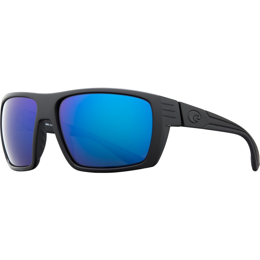 4f5aefd63a Costa - Hamlin 580G Polarized Sunglasses - Men s - Blackout Blue Mirror