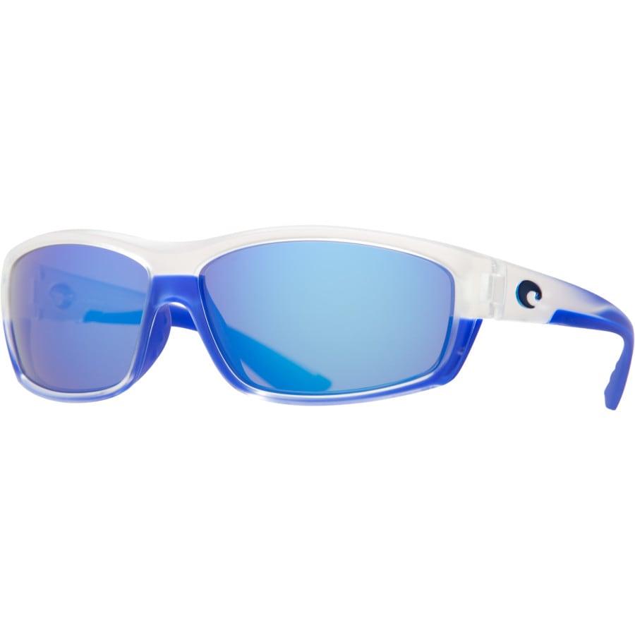 bc16a8aad744 Costa Saltbreak Limited Edition 400G Sunglasses - Polarized - Up to 70% Off  | Steep Costa Del Mar Corbina Silver/Green Mirror ...