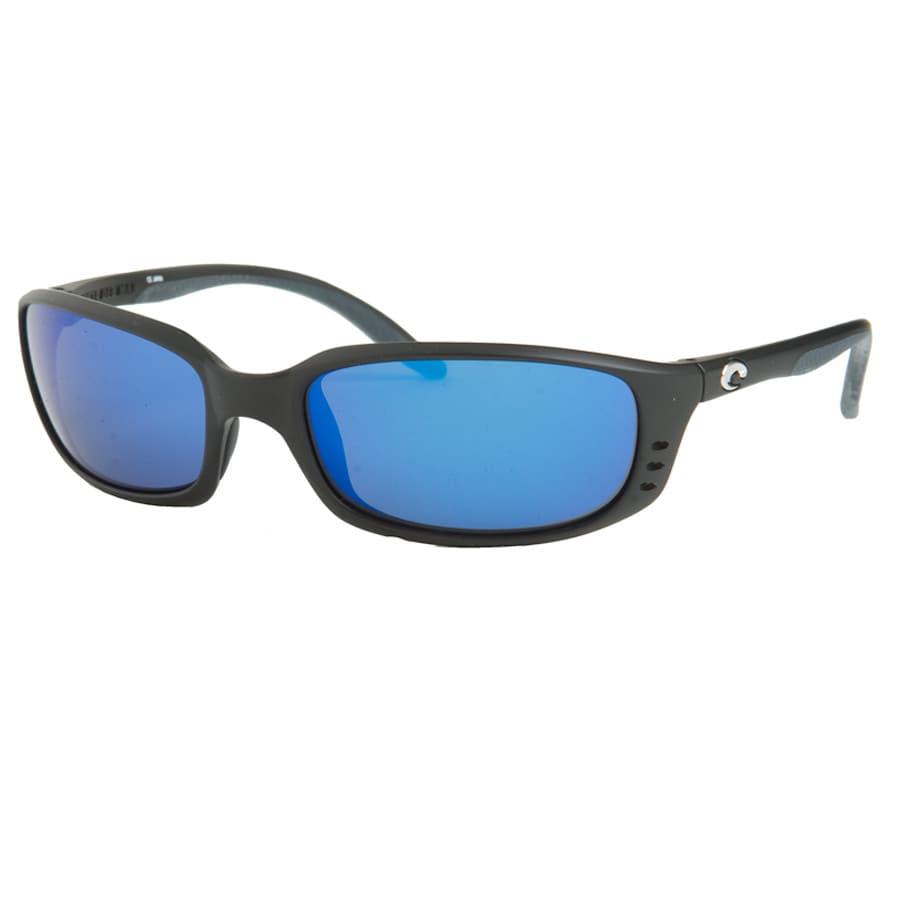 a3d5103024f3 Costa - Brine 580G Polarized Sunglasses - Women's - Matte Black/Blue Mirror