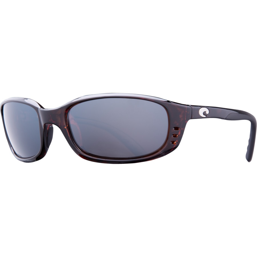 c047d824f2 Costa - Brine 580G Polarized Sunglasses - Women s - Tortoise Silver Mirror