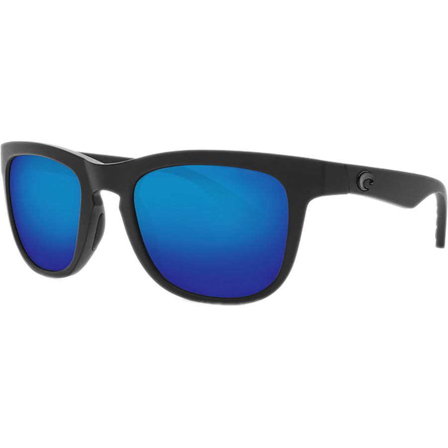3809754a20f7 Costa - Copra 580P Polarized Sunglasses - Blackout Frame/Blue Mirror