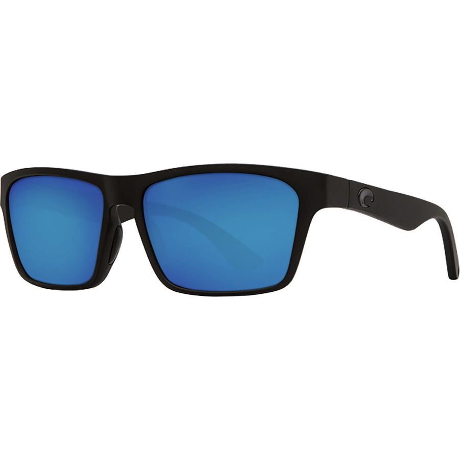 0a4eea1003a Costa - Hinano 580G Polarized Sunglasses - Shiny Black Blue Mirror 580g