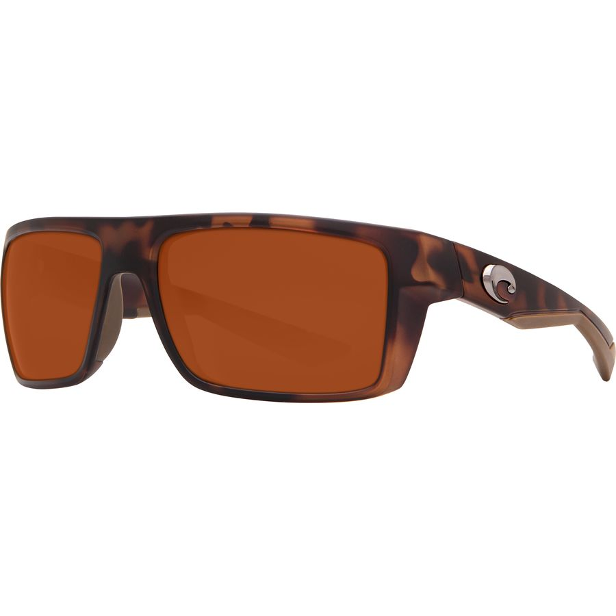 99a4266001 Costa - Motu 580P Polarized Sunglasses - Copper 580p-Retro Tortoise Frame