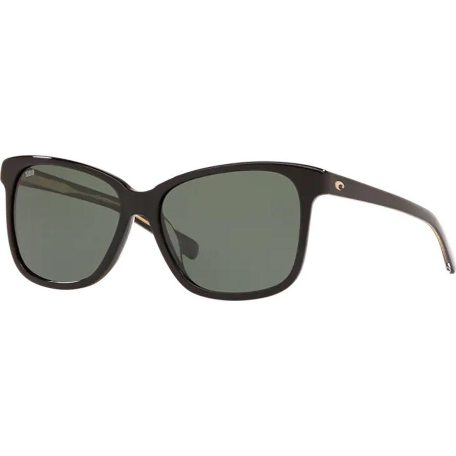 309920a14e50 Costa - May 580G Polarized Sunglasses - Women's - Gray 580g/Shiny Black  Frame
