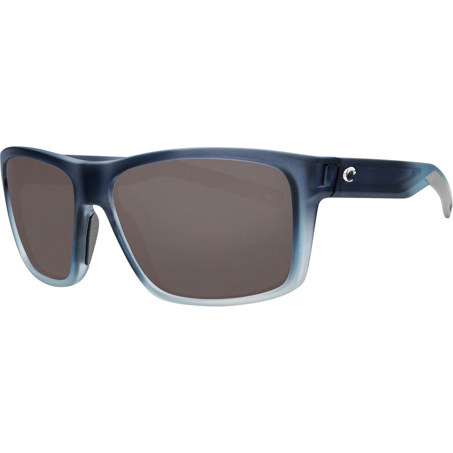 dc8fe7d2987 Costa - Slack Tide 580P Polarized Sunglasses - Gray 580p Bahama Blue Fade  Frame